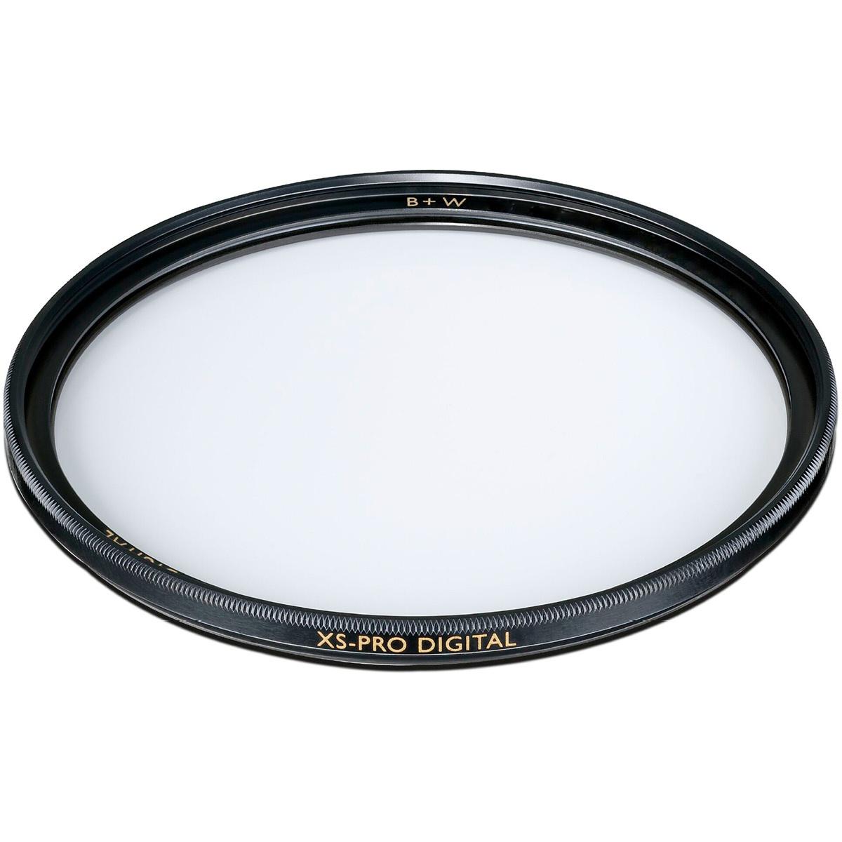 B+W Clear Filter 72 mm XS-Pro