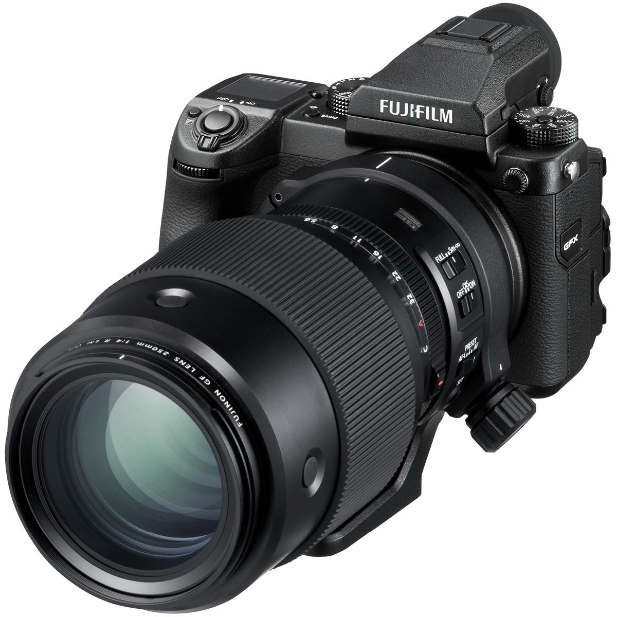 Fujifilm GF 250 mm 1:4,0 LM WR OIS