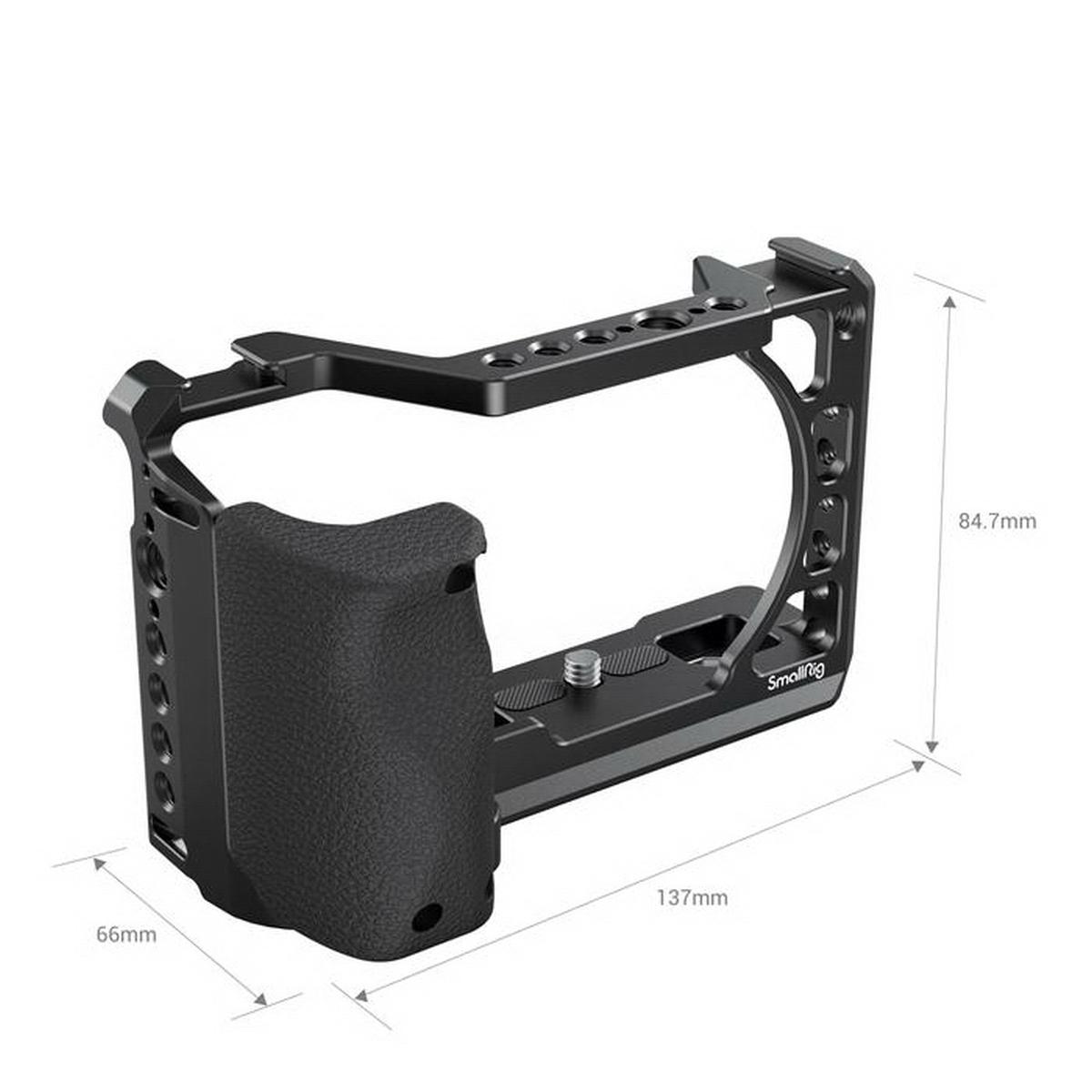 Smallrig Cage mit Handgriff für Sony A 6100 / 6300 / 6400 3164