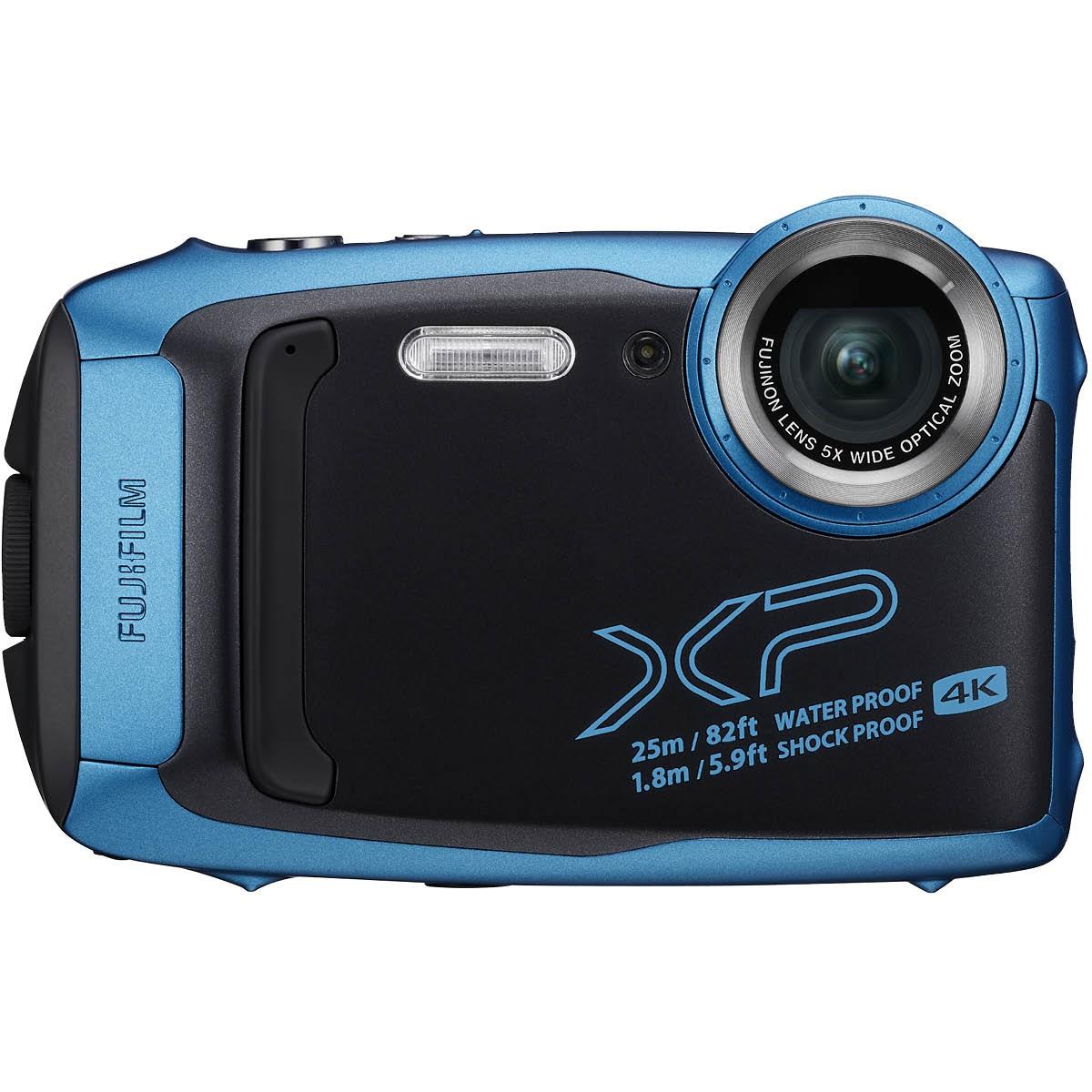 Fujifilm FinePix XP 140 Eisblau
