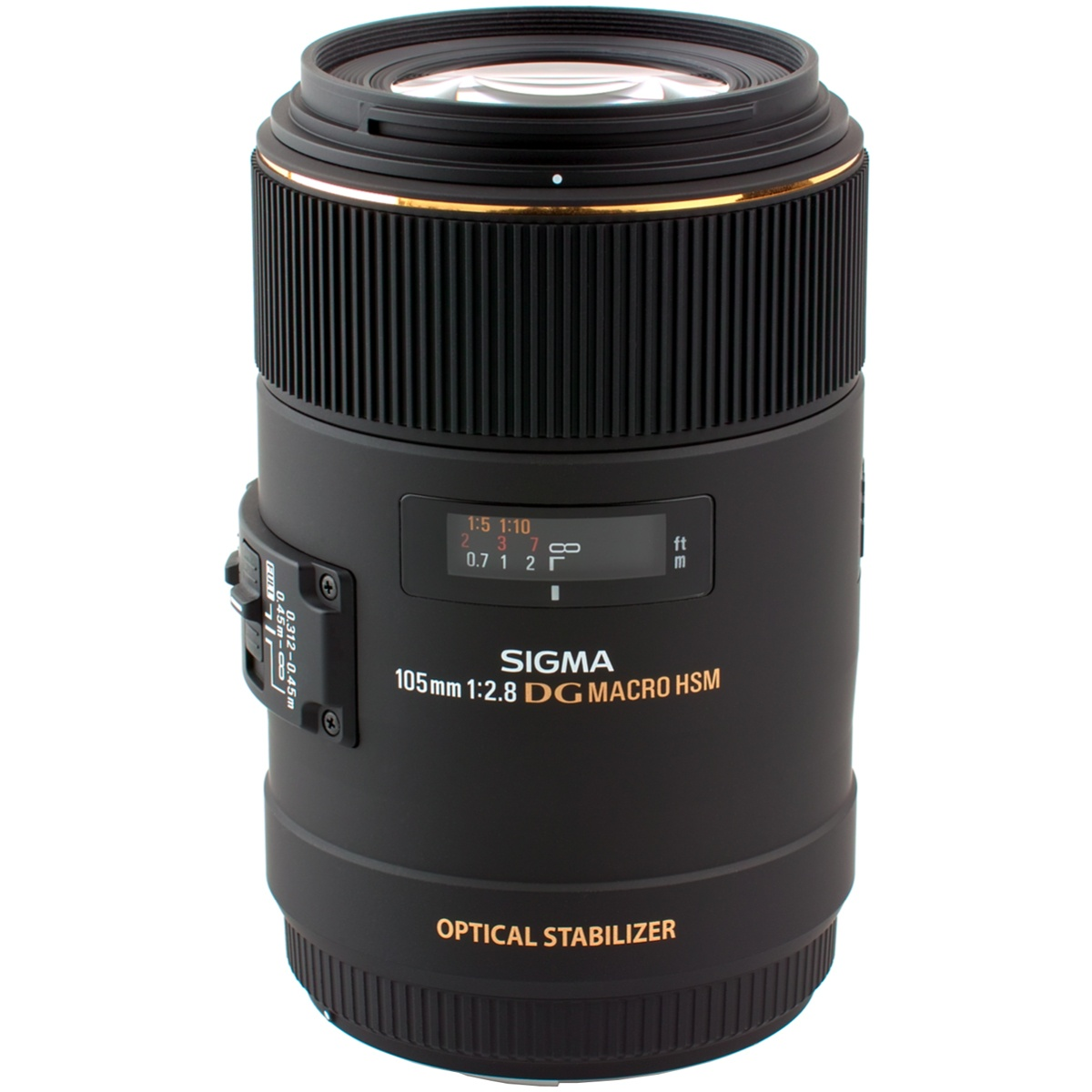 Sigma 105 mm 1:2,8 EX DG OS HSM Makro EF
