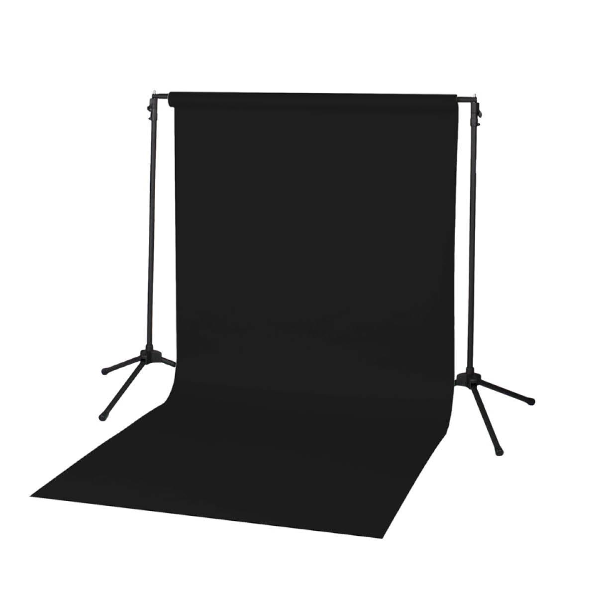Godox Hintergrund Fabric 2 x 3 m schwarz