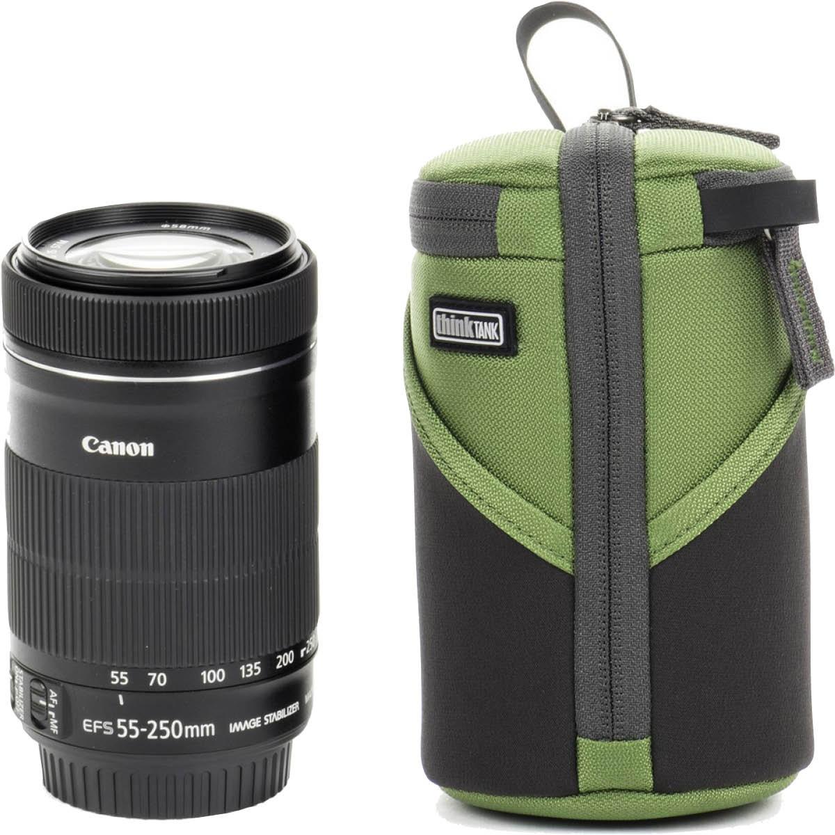 ThinkTank Lens Case Duo 10 Grün