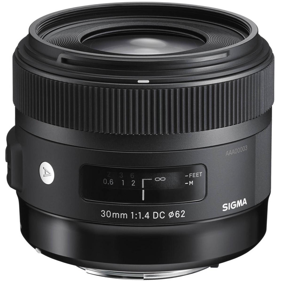 Sigma 30 mm 1:1,4 DC DN Contemporary MFT
