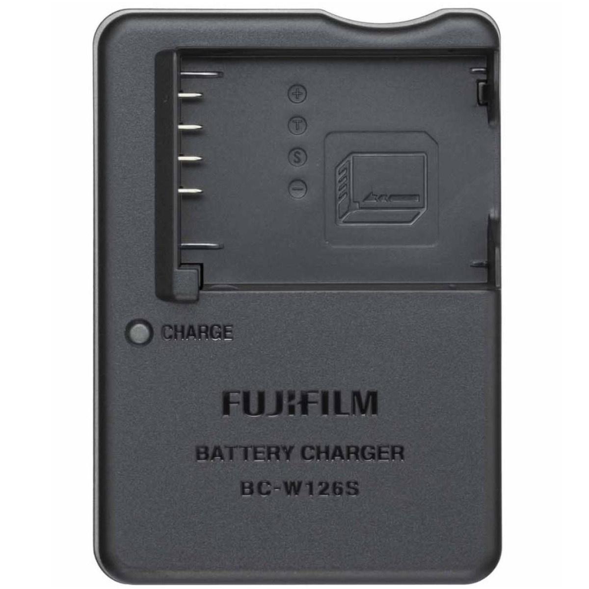 Fujifilm BC-W 126S Ladegerät