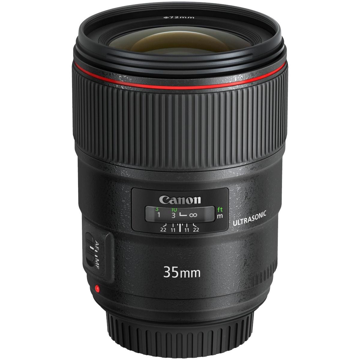 Canon EF 35 mm 1:1,4 L II USM