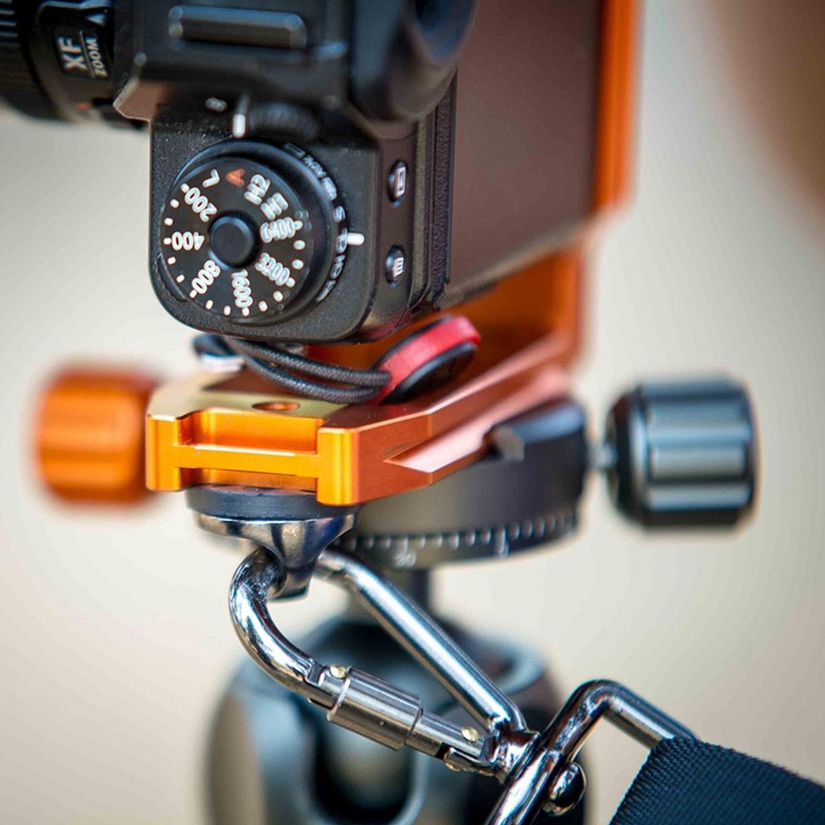 3 Legged Thing QR 11 L-Winkel 120x85x38 Copper