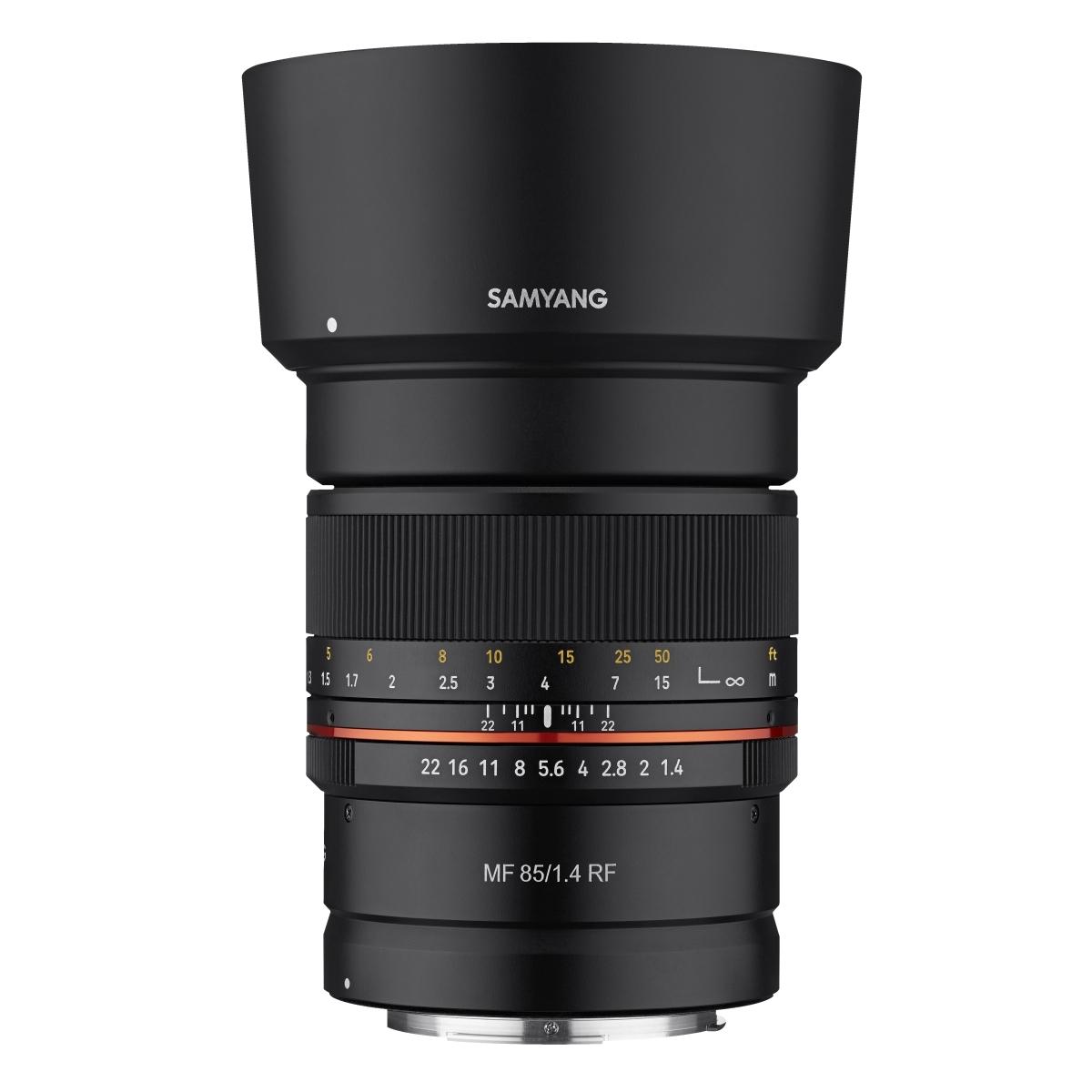 Samyang MF 85 mm 1:1,4 UMC für Nikon Z