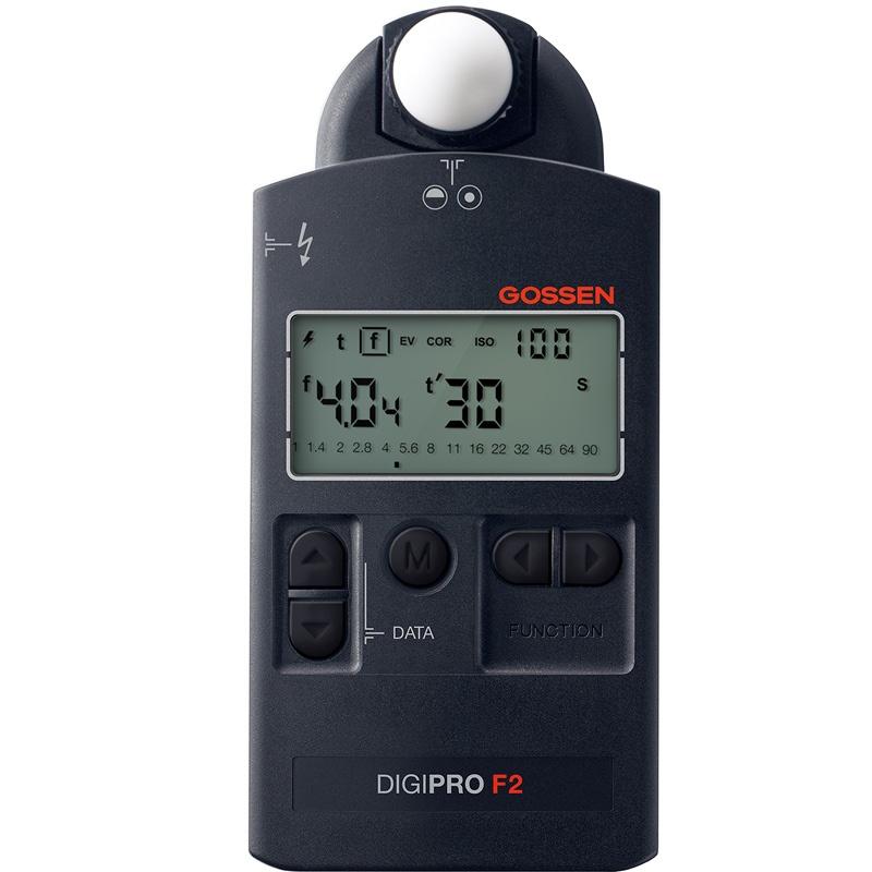 Gossen Digipro F2 Belichtungsmesser