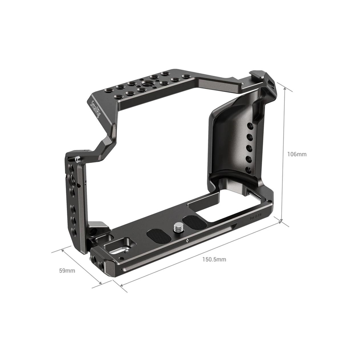 Smallrig Cage für Fujifilm X-T4 2761