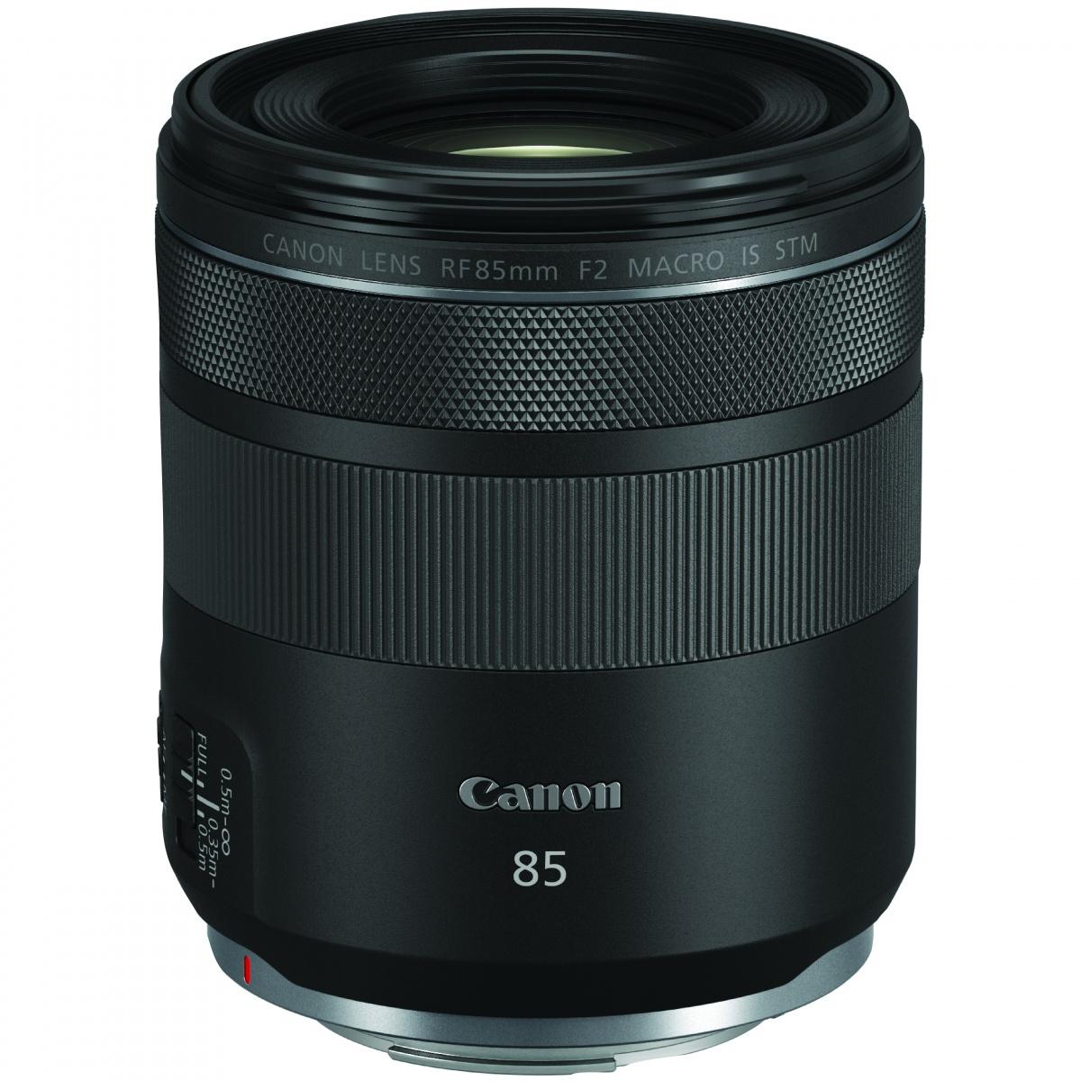 Canon RF 85 mm 1:2,0 IS STM Macro