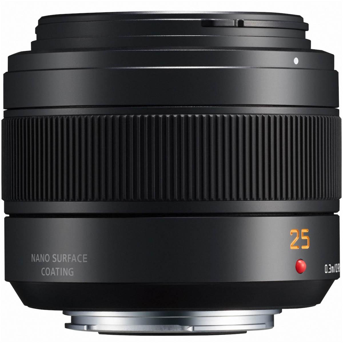 Panasonic 25 mm 1:1,4 II Leica DG Summilux