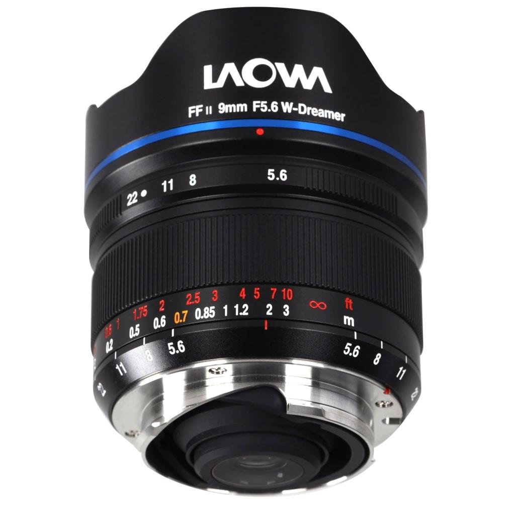 Laowa 9 mm 1:5,6 FF RL für Nikon Z