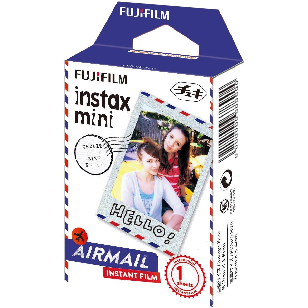 Fujifilm Instax Mini Airmail Film