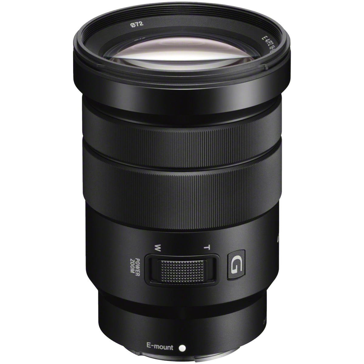 Sony 18-105 mm 1:4,0 PZ G OSS E-Mount