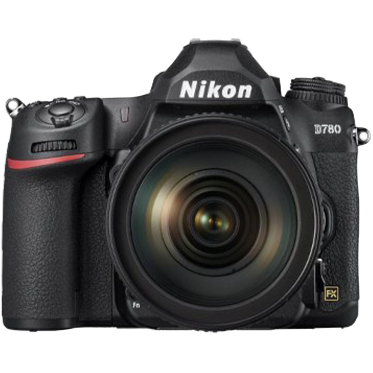 Nikon D780 Kit mit 24-120 mm 1:4,0