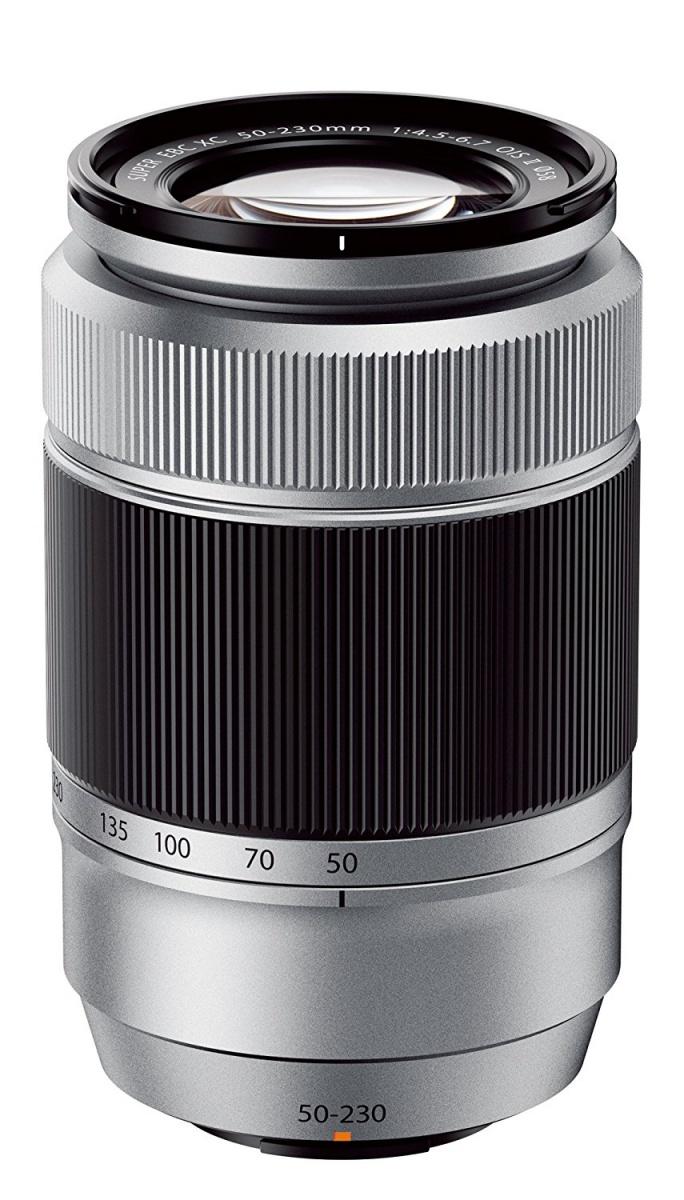 Fujifilm XC 50-230 mm 1:4,5-6,7 OIS II Silber