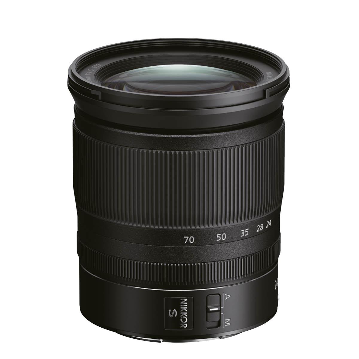 Nikon 24-70 mm 1:4,0 Z S