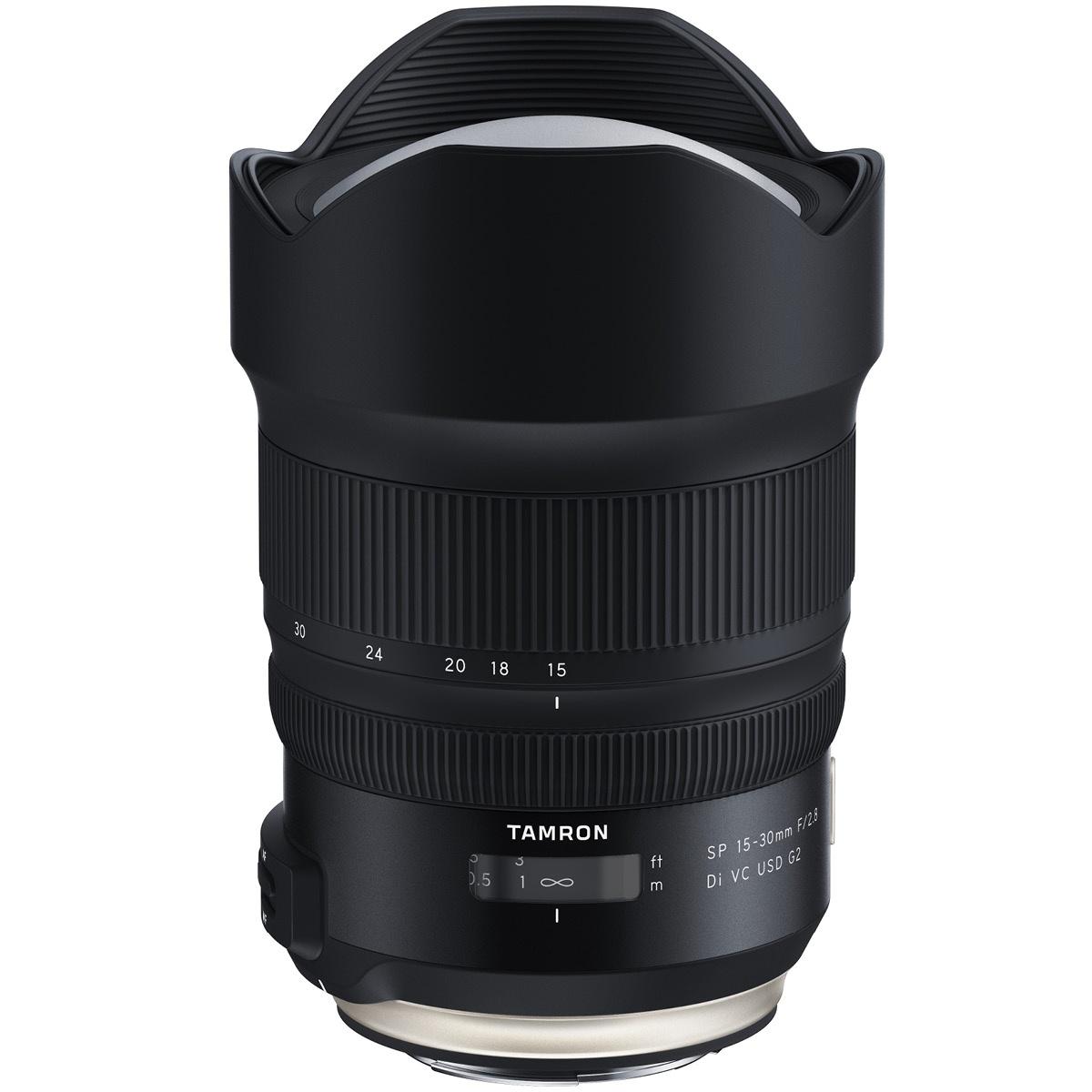 Tamron 15-30 mm 1:2,8 VC DI USD G2 EF