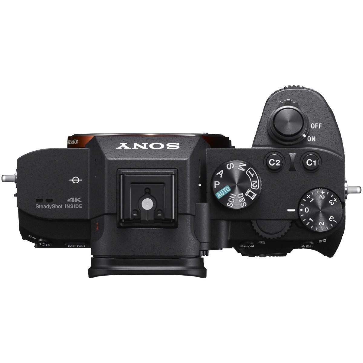 Sony Alpha 7 III Kit + 24-105 mm 1:4,0
