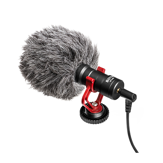 Boya BY-MM1 Richtmikrofon