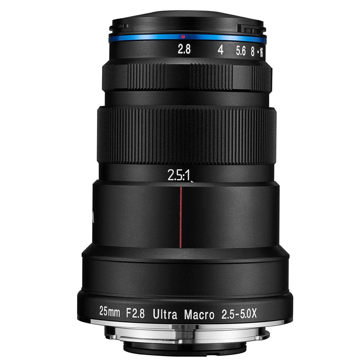 Laowa 25 mm 1:2,8 Ultra Makro für Sony E