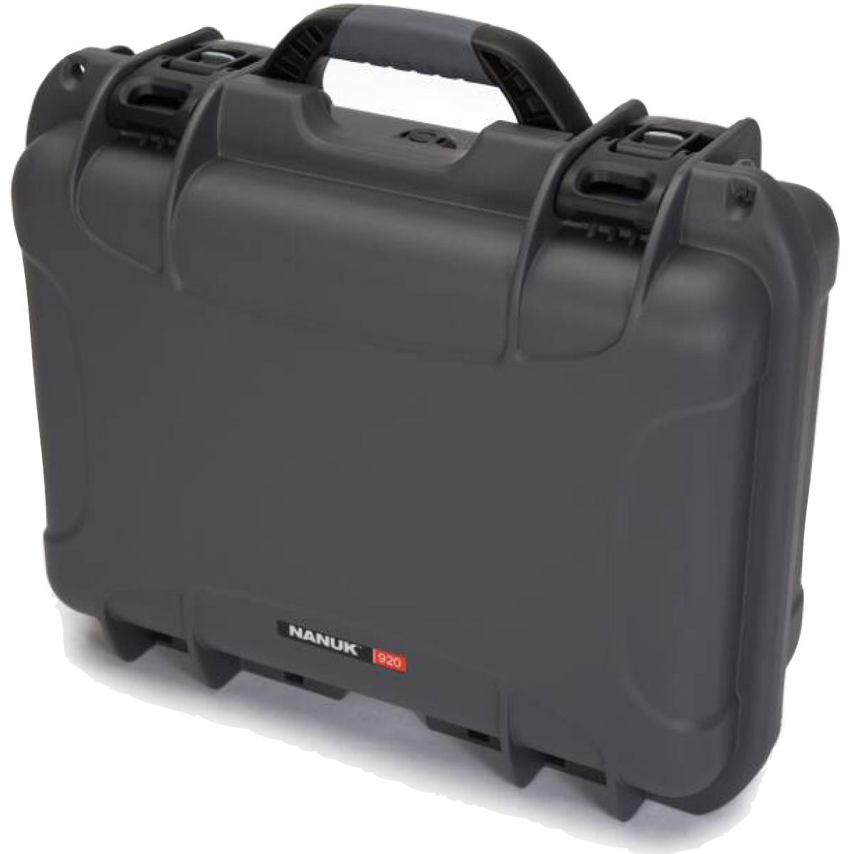 Nanuk Koffer 920 für Sony A7 Anthrazit