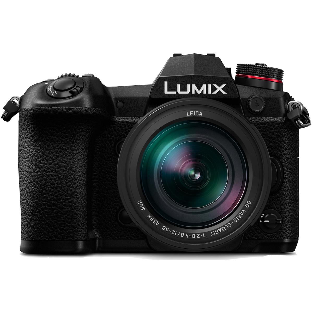 Panasonic Lumix DC-G9 Kit mit Leica 12-60 mm 1:2,8-4,0