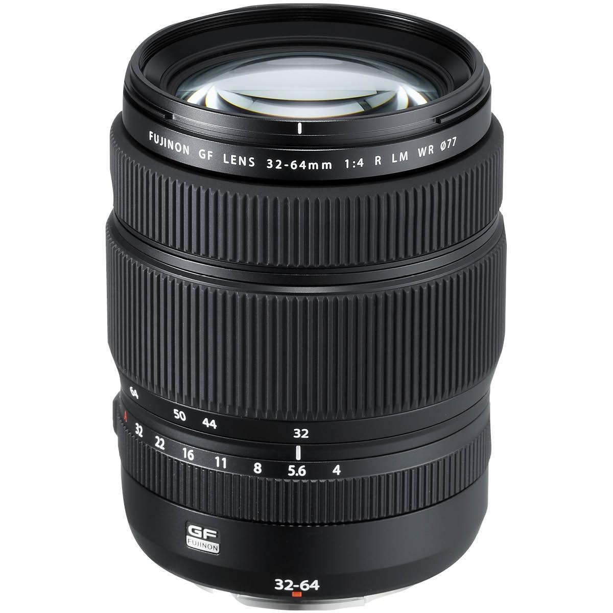 Fujifilm GF 32-64 mm 1:4,0 R LM WR