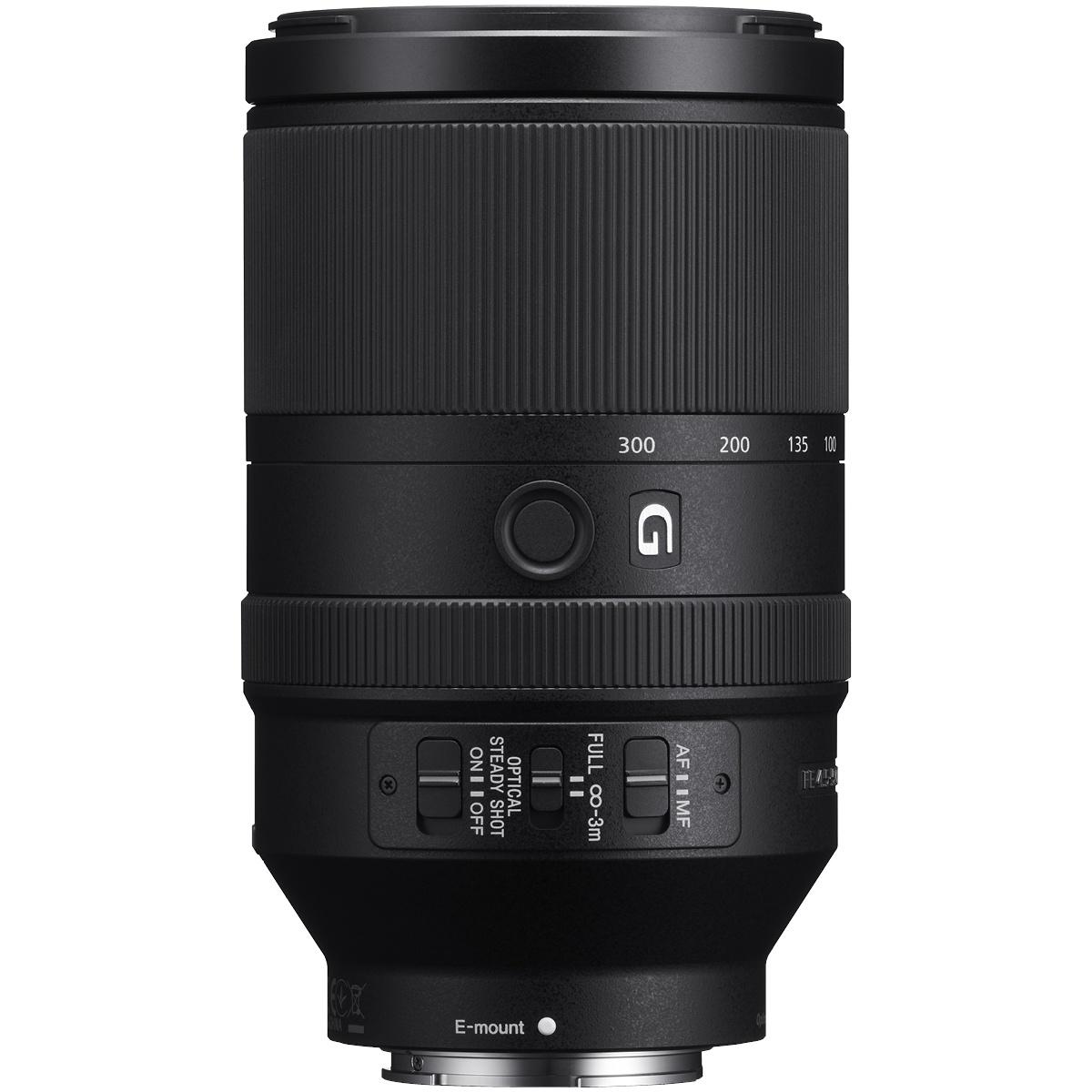 Sony 70-300 mm 1:4,5-5,6 G OSS FE