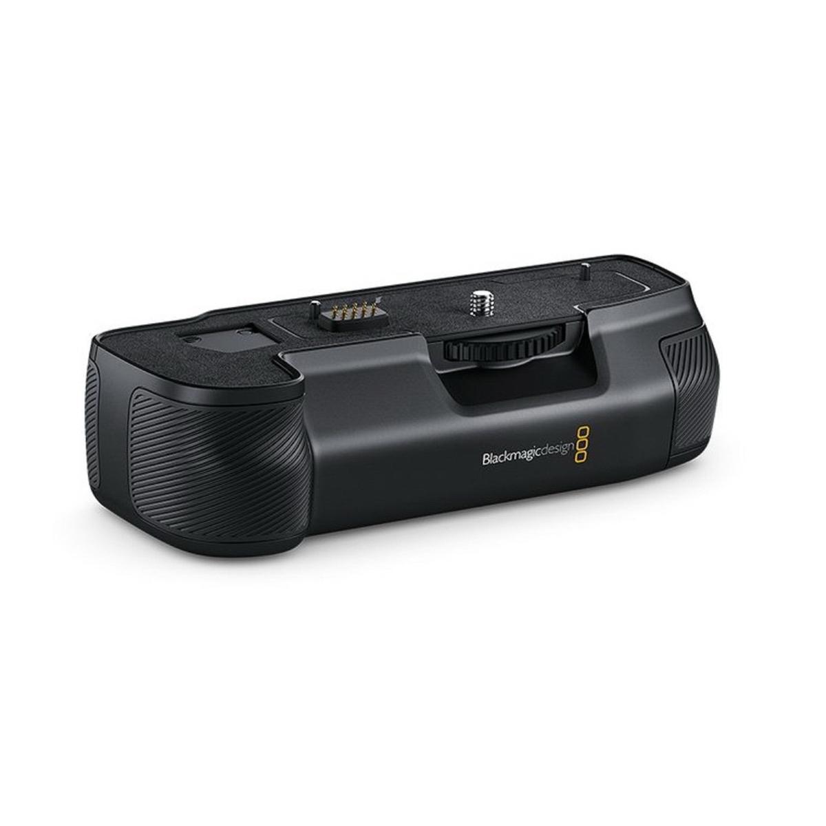Blackmagic Pocket Cinema Battery Pro Grip