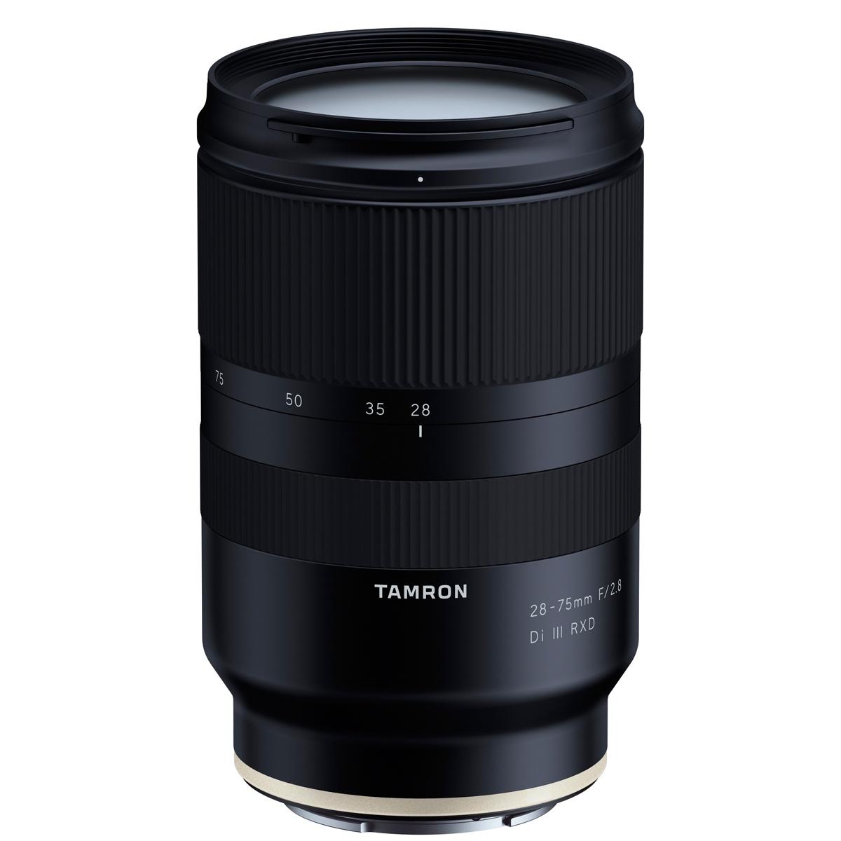 Tamron 28-75 mm 1:2,8 DI III RXD Sony FE