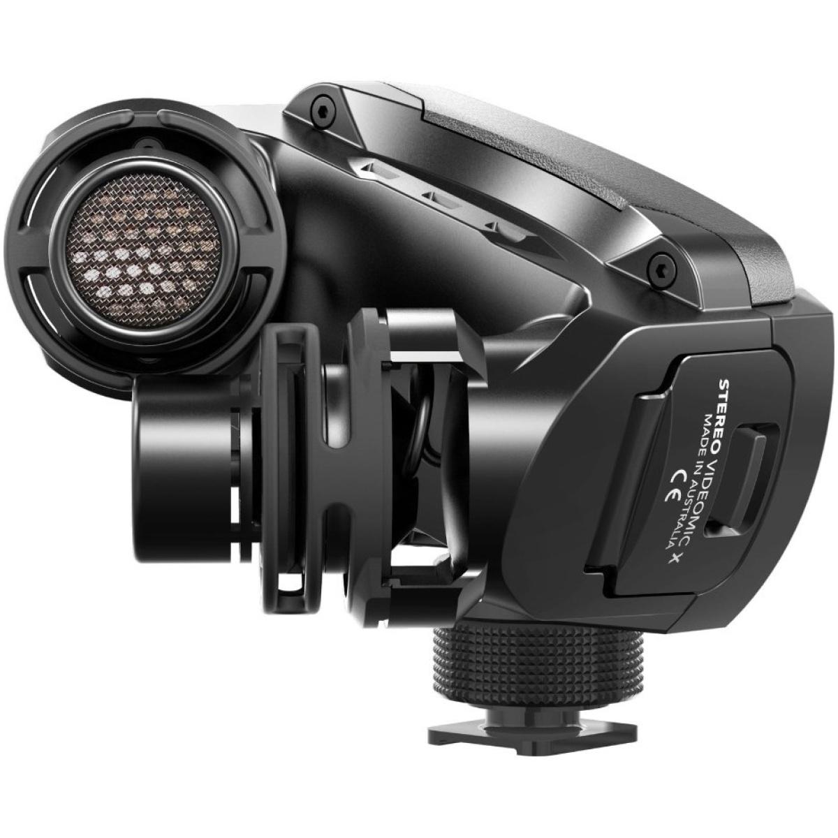 Rode Stereo Videomic X Stereomikrofon