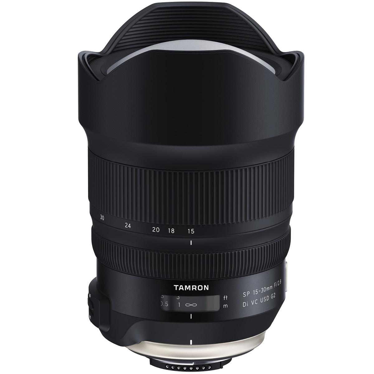Tamron 15-30 mm 1:2,8 VC DI USD G2 FX