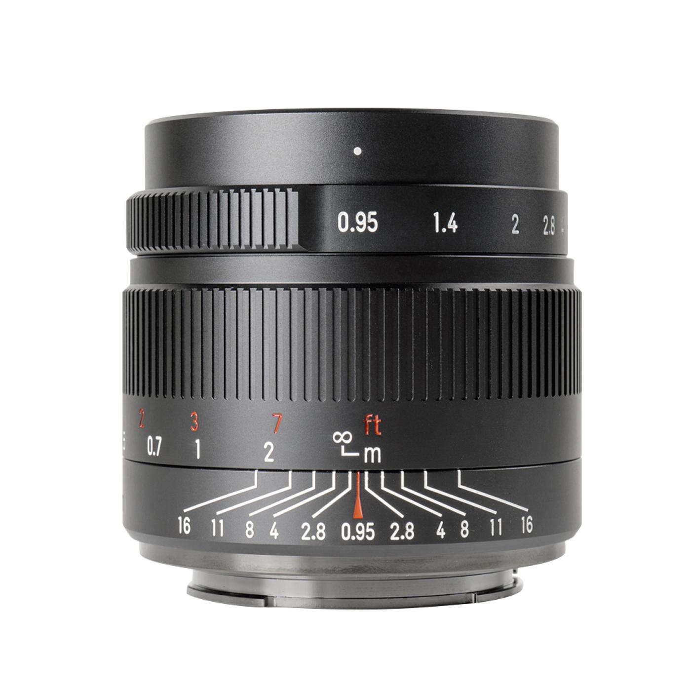 7Artisans 35 mm 1:0,95 für Fujifilm X