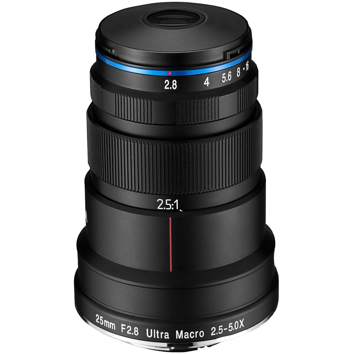 Laowa 25 mm 1:2,8 Ultra Makro für Nikon F