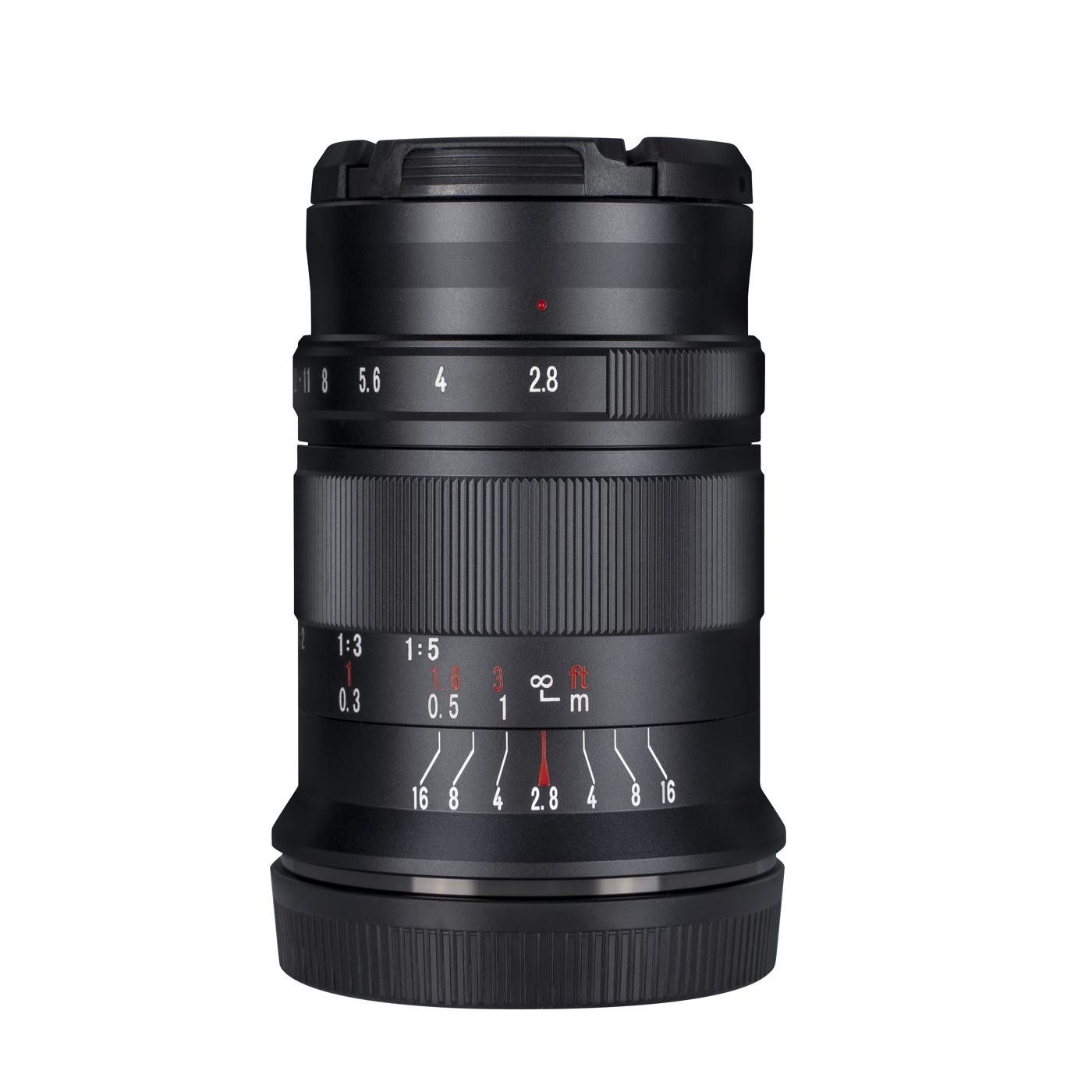 7Artisans 60 mm 1:2,8 II Makro für Canon EF-M