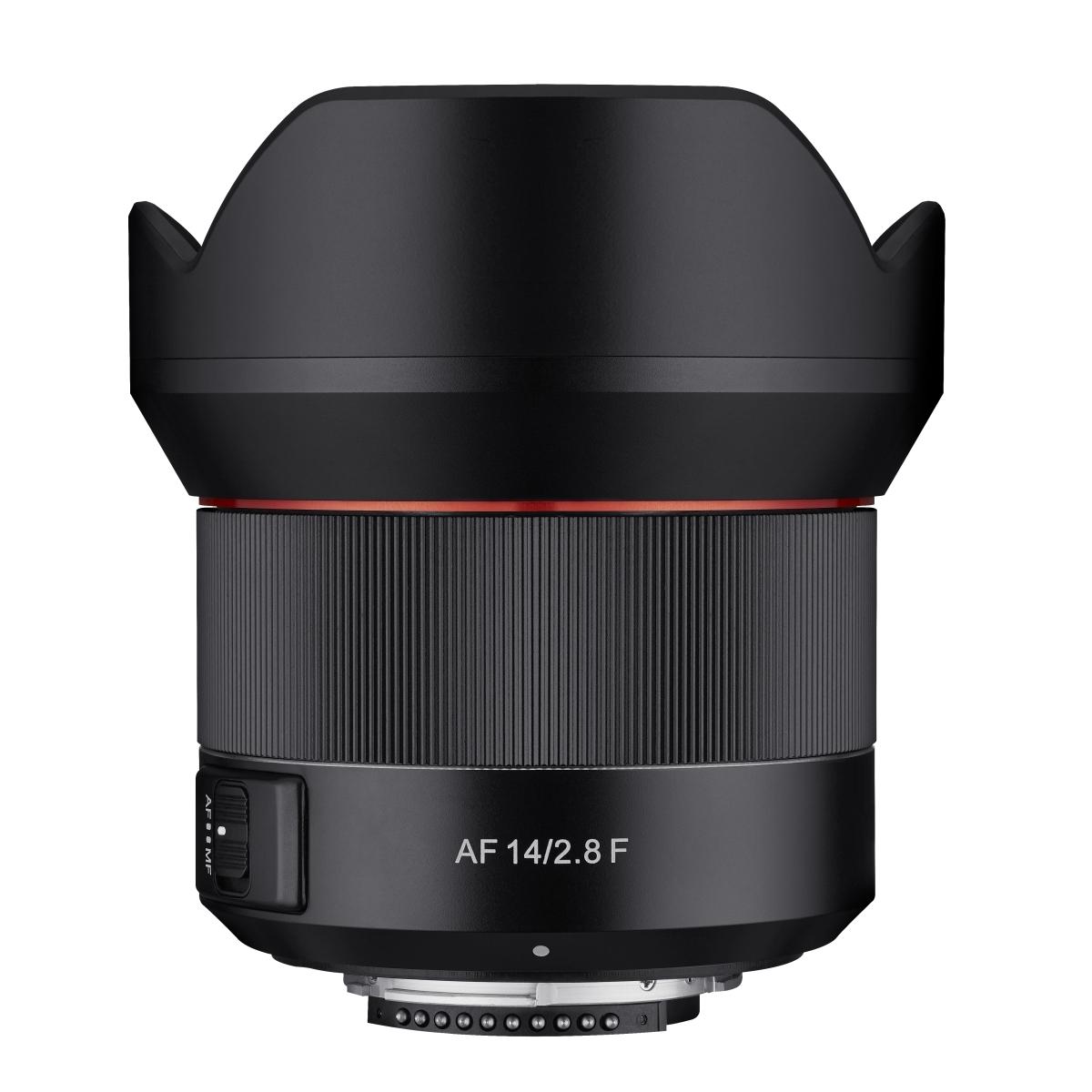 Samyang AF 14 mm 1:2,8 für Nikon F