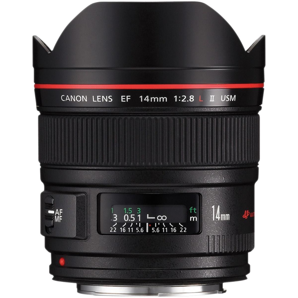Canon EF 14 mm 1:2,8 L II USM