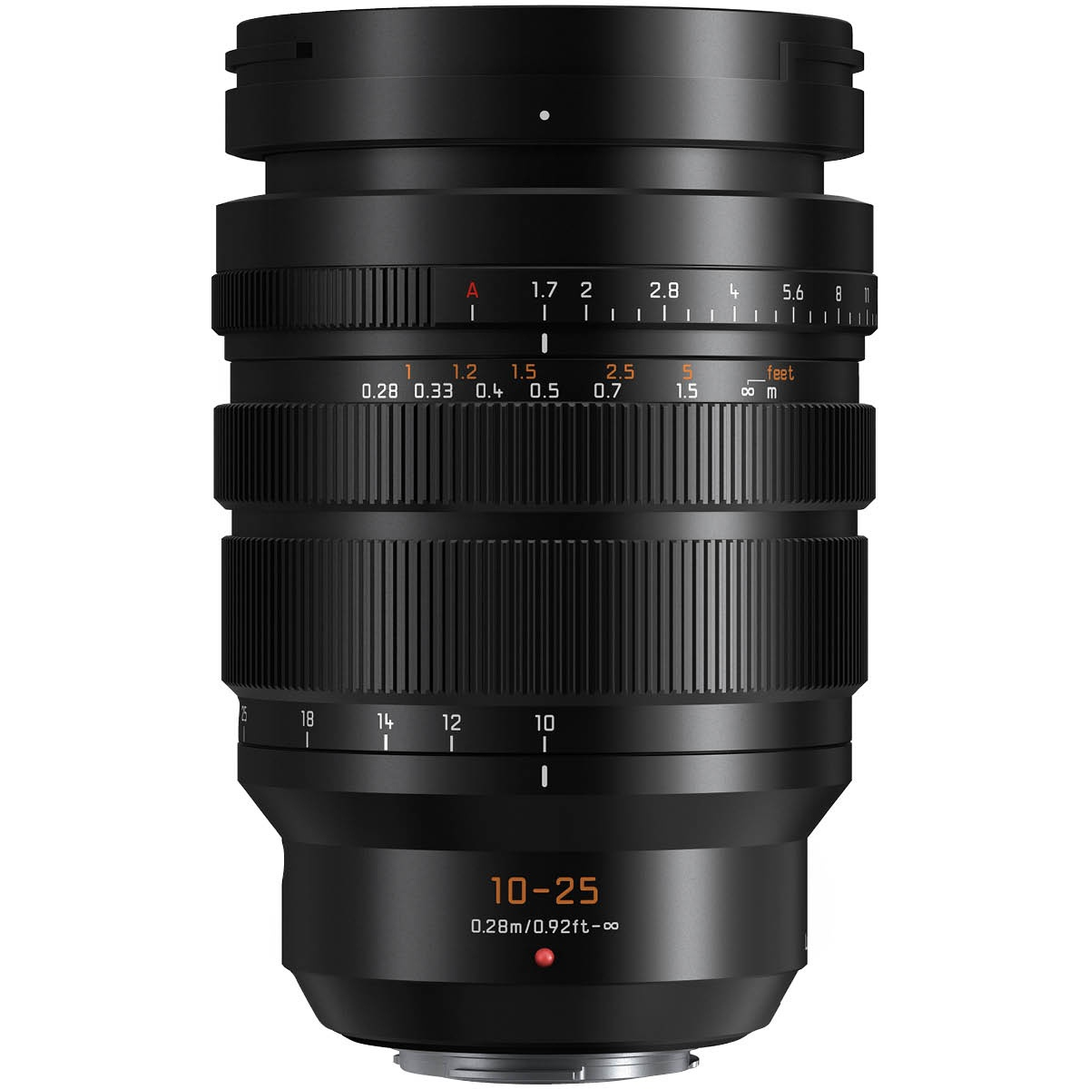 Panasonic 10-25 mm 1:1,7 H-X Leica