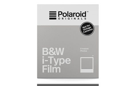 Polaroid B+W Film für i-Type