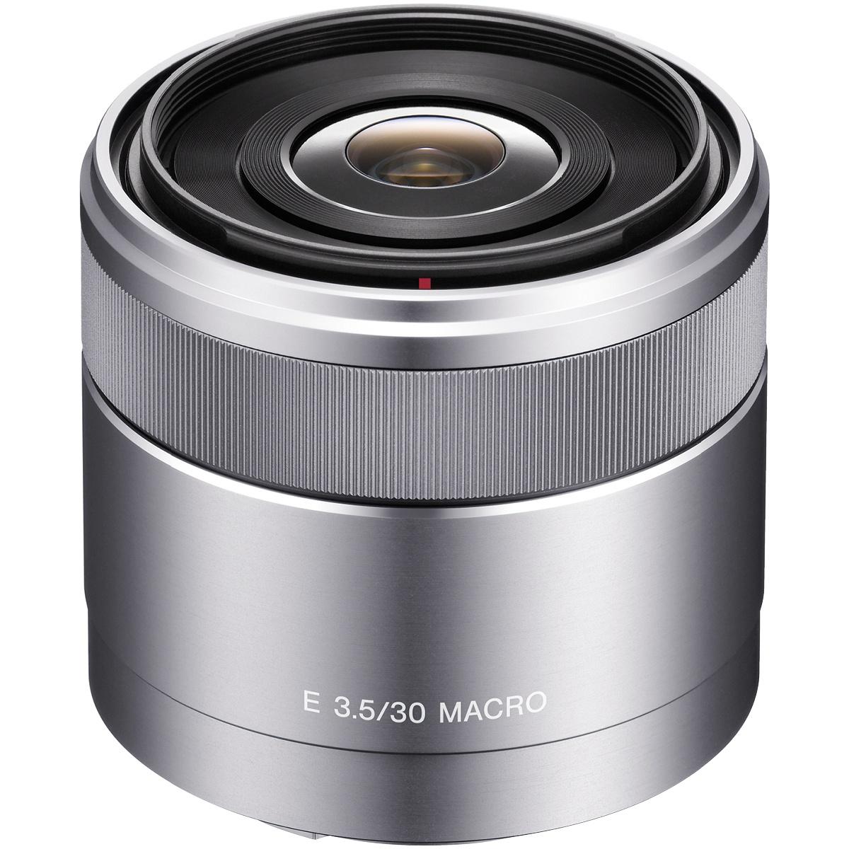 Sony 30 mm 1:3,5 Makro E-Mount