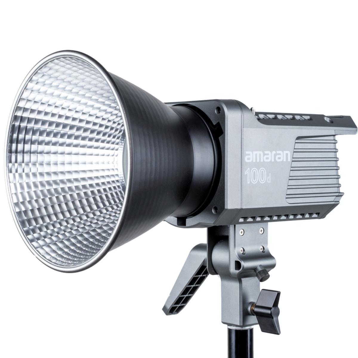 Aputure Amaran 100D Tageslicht LED-Scheinwerfer