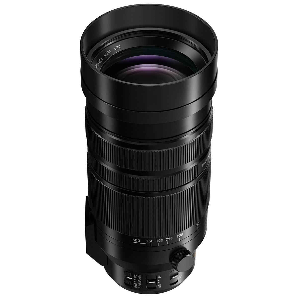Panasonic 100-400 mm 1:4,0-6,3 Leica ASPH OIS