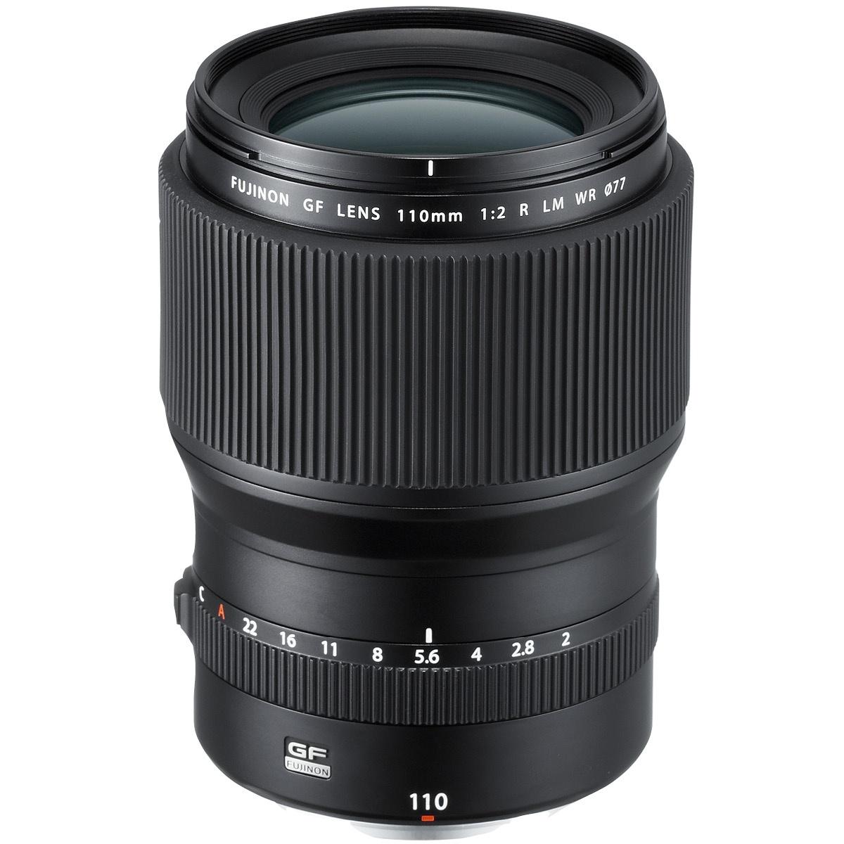 Fujifilm GF 110 mm 1:2,0 R LM WR