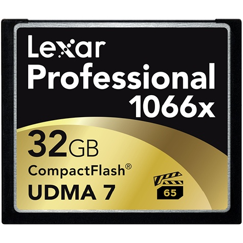 Lexar CF 32GB Professional UDMA 7 1066x