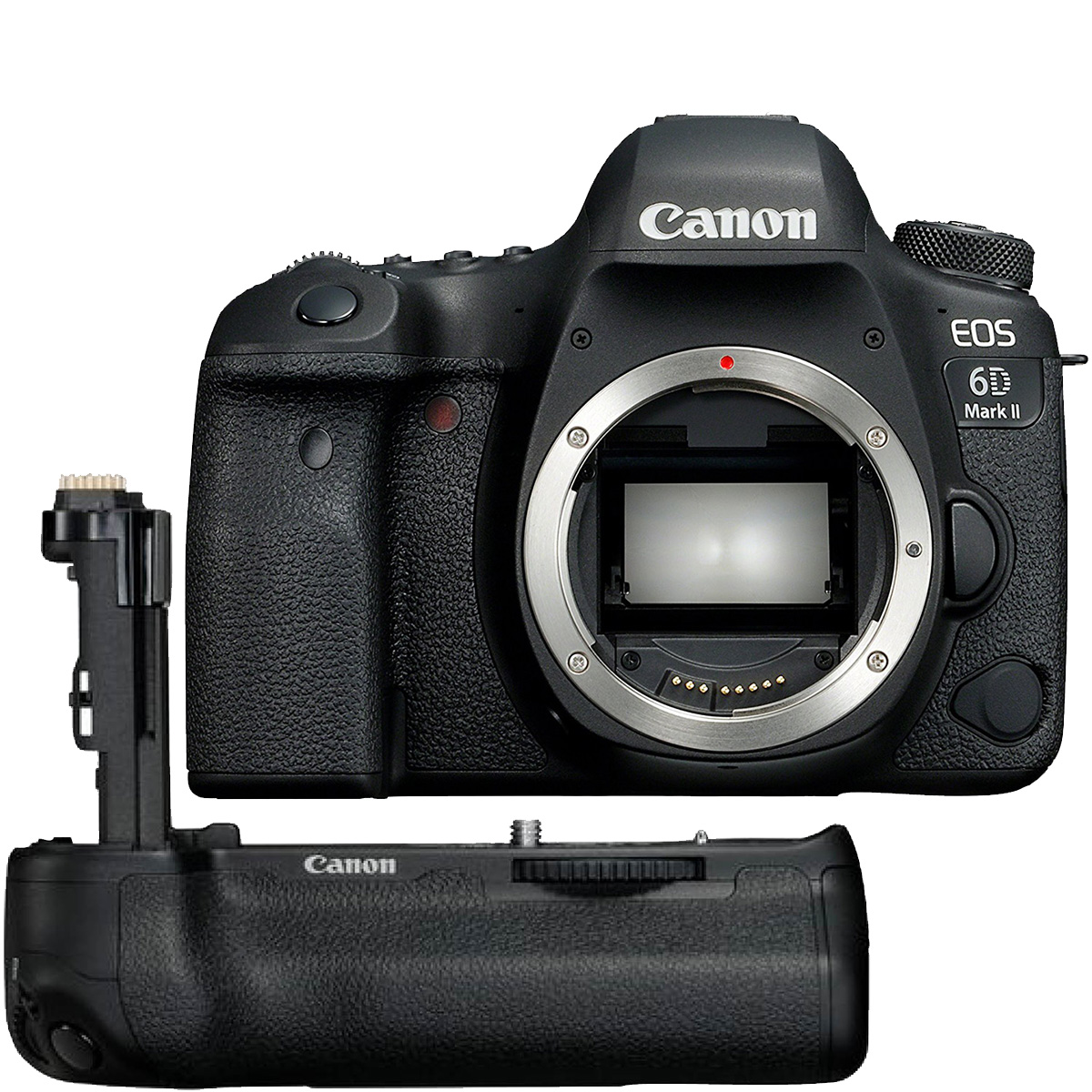 Canon EOS 6D Mark II + BG-E 21 Batteriegriff