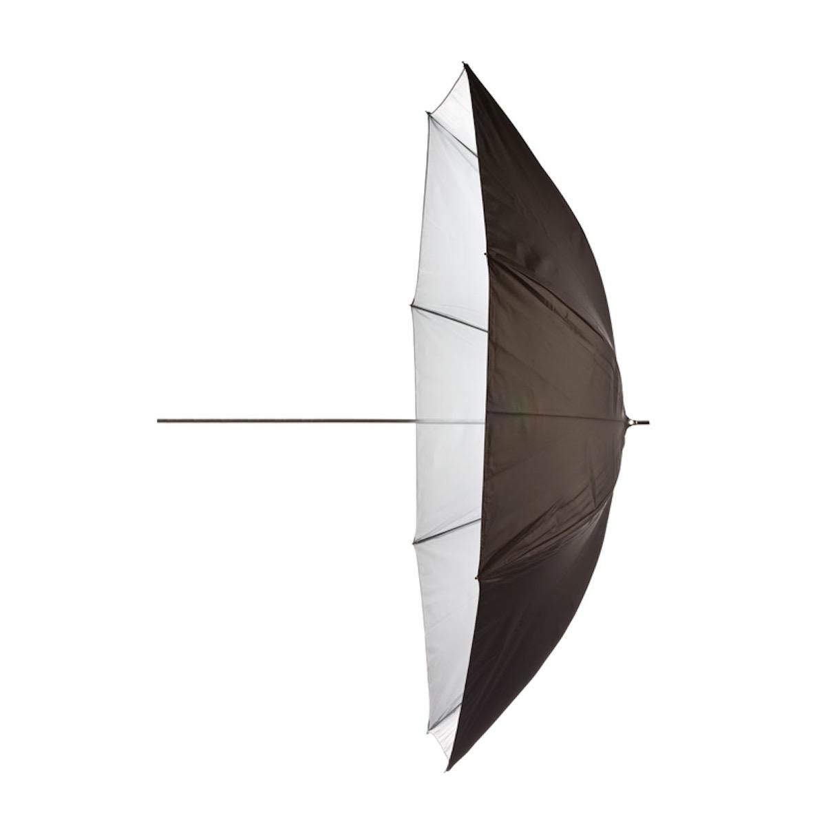 Godox  UB-L1 / 185cm Blitzschirm Schwarz/Weiß