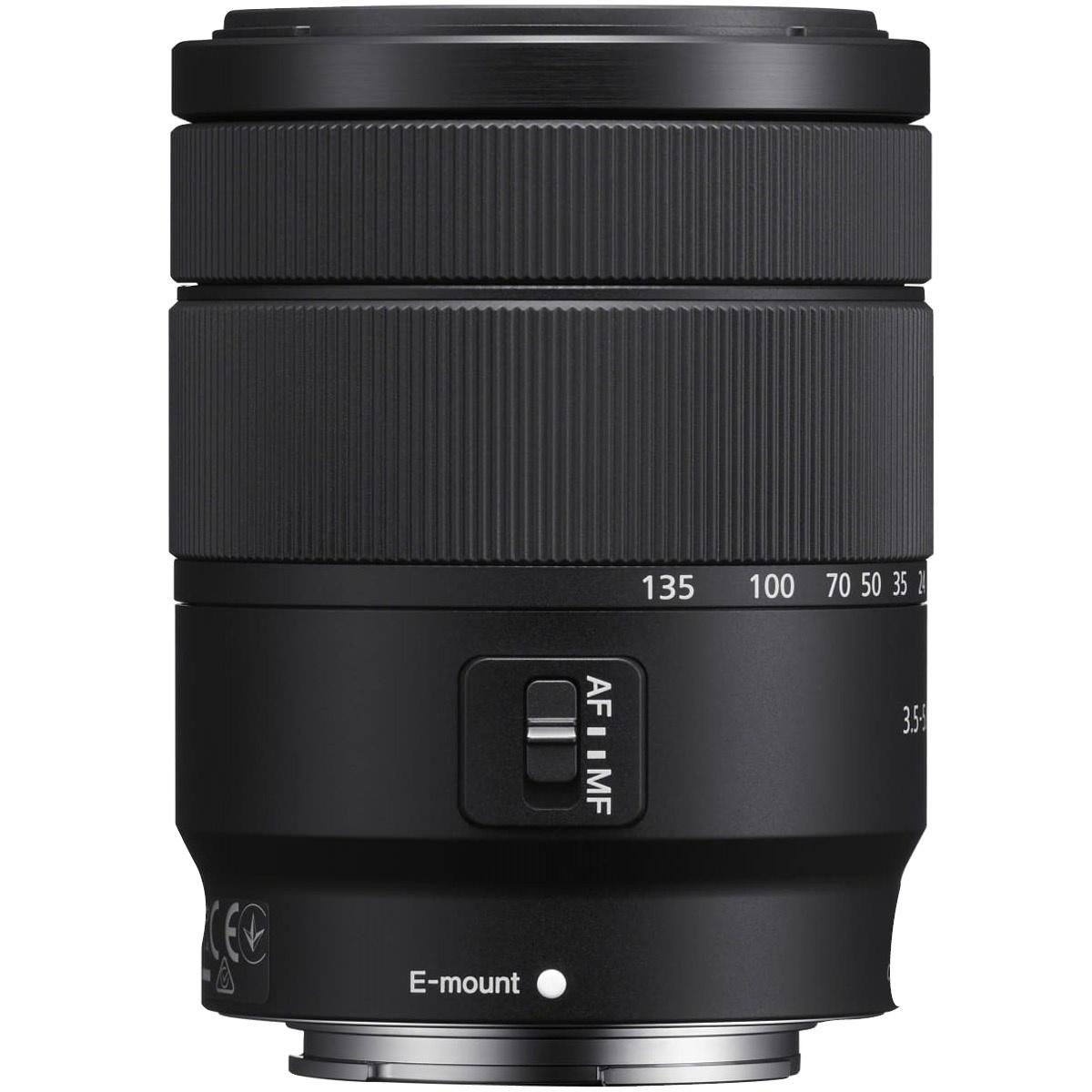 Sony 18-135 mm 1:3,5-5,6 OSS E-Mount