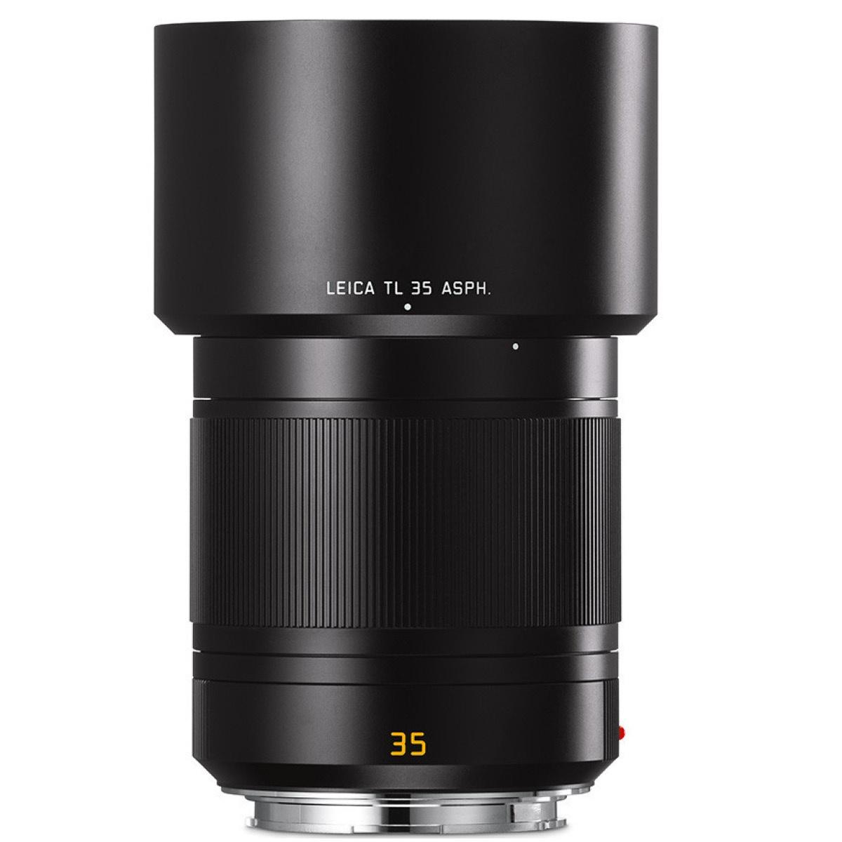 Leica 35 mm 1:1,4 Summilux-TL ASPH Schwarz